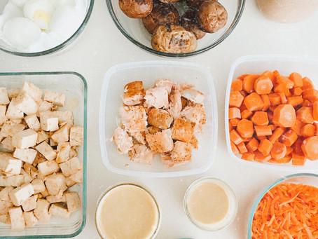 MEAL & DISH PREP