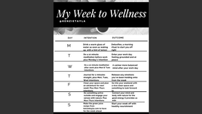 Your Wellness Week