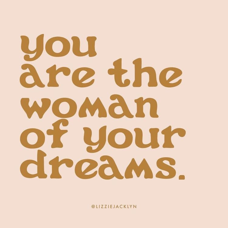 Become the Person of Your Dreams
