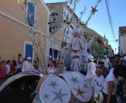 parade blanche