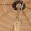 Thumbnail: Sombrilla de tela -1,60mts