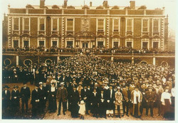 Croxteth Hall in 1919