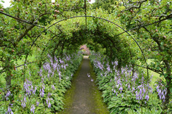 The Pear Arch in The Victorian Walled Garden