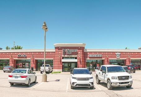 Recent Transaction: Crestview Plaza