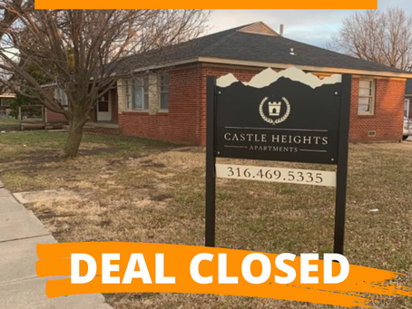 Recent Transaction: Castle Heights Apartments