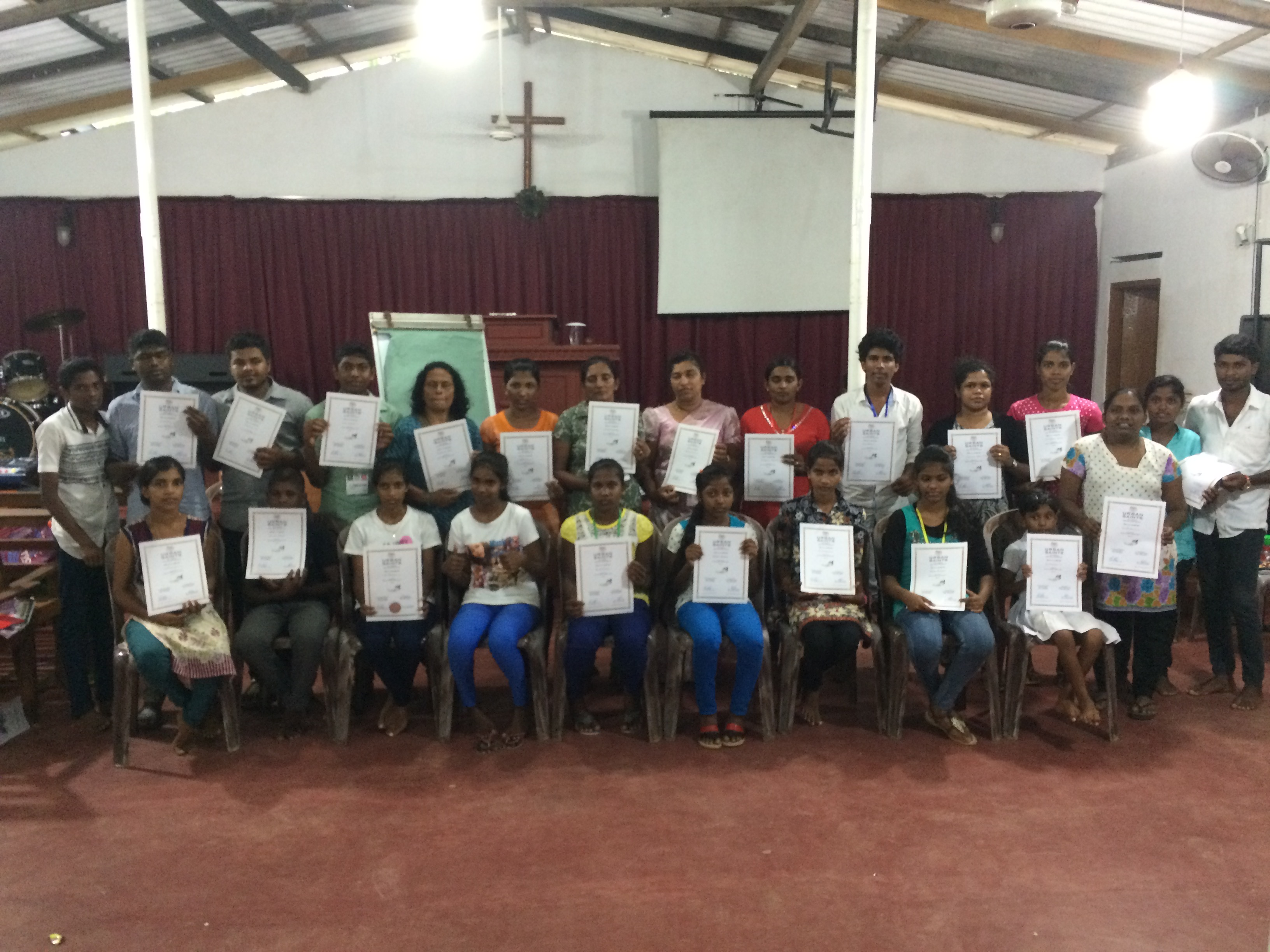 Youth and children's worker training