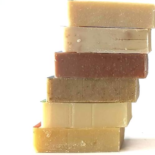 Organic 6-Soap Bundle