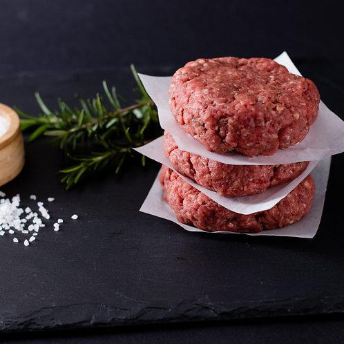 Signature Blend Wagyu Beef Burgers x 6 (150gm ea)