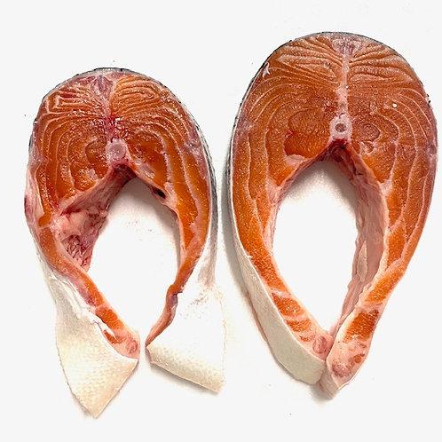 Atlantic Salmon bone-in Cutlets (Twin Pack)