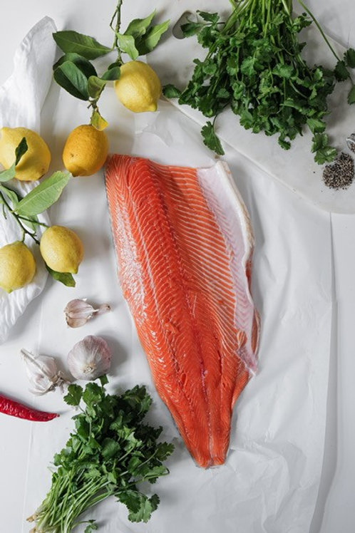 Ora King Salmon Fillets - Whole Sides (1.5 kg)