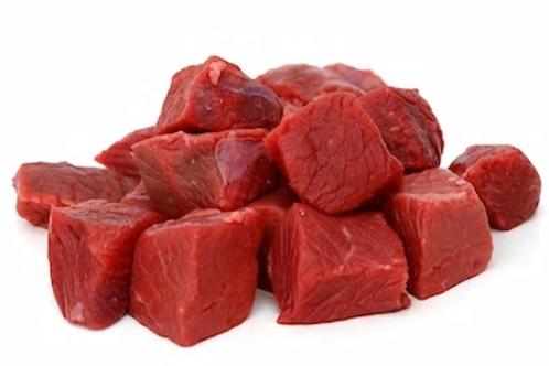 Diced Beef - 2kg