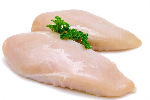 Free Range Chicken Breast - Skinless -1kg