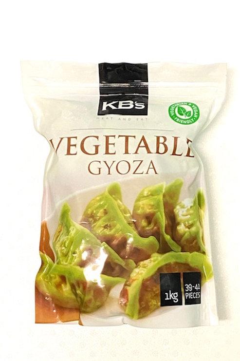 Vegetable Gyoza - 1kg