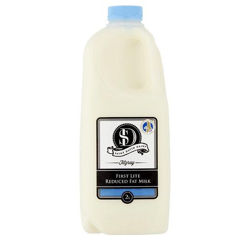 St David Dairy Lite Milk -  2 Litres