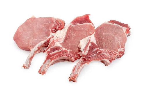 Pork Cutlets (4 x 250gm Pack)