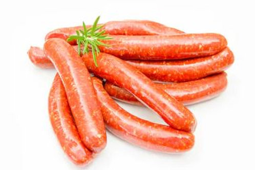 Traditional Lamb Merguez Sausage - 1kg Pack