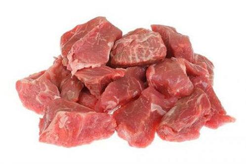 Diced Lamb - 2kg