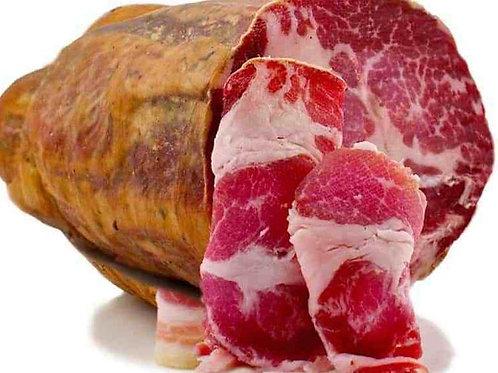 Capocollo Sliced - Traditional Italian