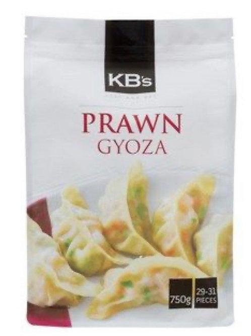 Prawn Gyoza - 1kg