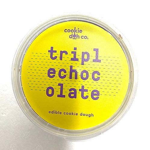 Triple Choc Edible Cookie Dough