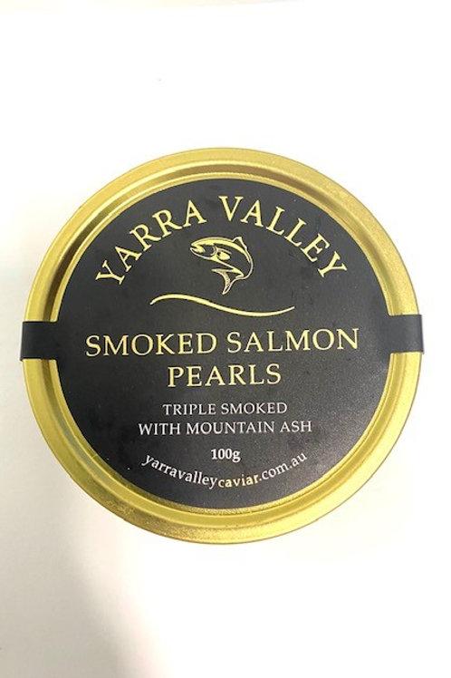 Triple Mountain Ash Smoked Caviar - 100gm