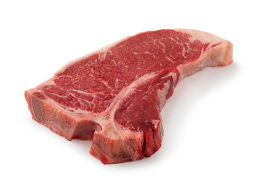 """John Dee"" 200 Day Grain Fed T-Bone - 1kg each"