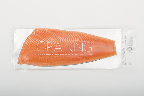 Delux Edition Ora King Salmon Fillets - Whole Sides (1.8 kg)