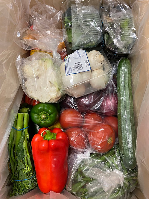 SEASONAL VEGETABLE BOX 6kg 📦
