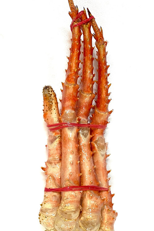 King Crab Legs - Cooked 500gm +