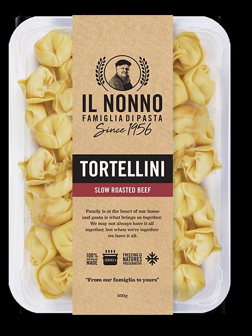Tortellini - Slow Roasted Beef (frozen)