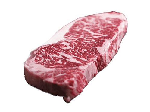 (MB4) Premium Wagyu Beef Porterhouse Steak - 600gm (TWIN PACK) + Marble Score 4+