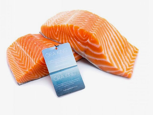 Ora King Salmon Steaks - (Twin Pack)