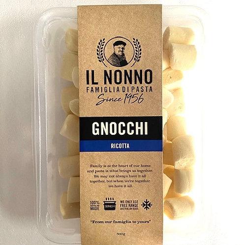 Gnocchi - Ricotta