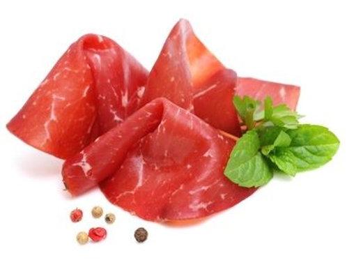 Bresaola Sliced - Tradtional Italian