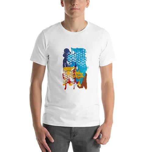 """Reset"" Short-Sleeve Unisex T-Shirt"