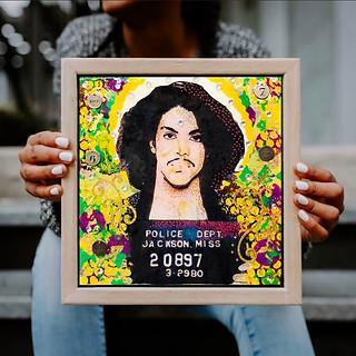 """12""""x12"""" Prince Prince"""