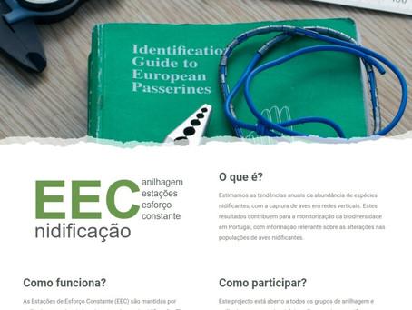 Novo site PEEC e época 2021