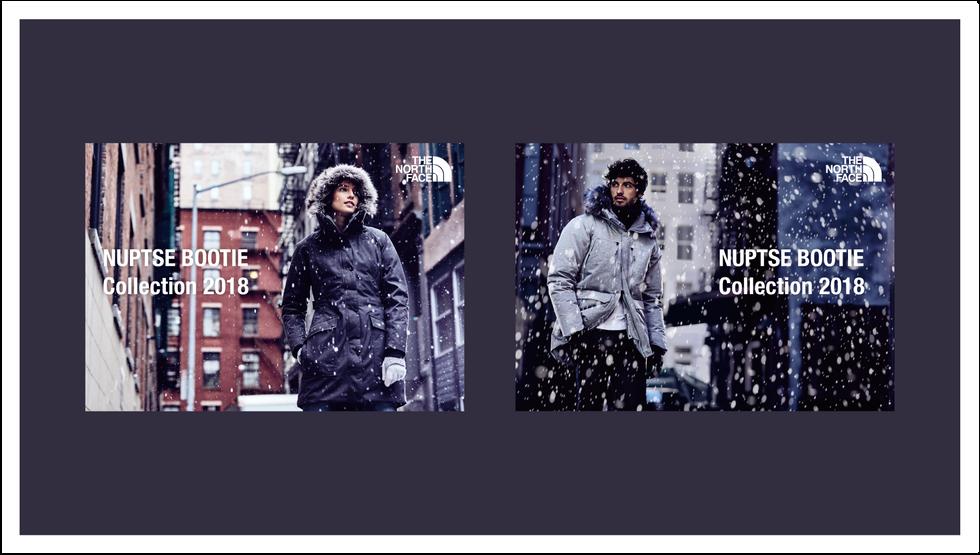 THE NORTH FACE/ポスター_B2