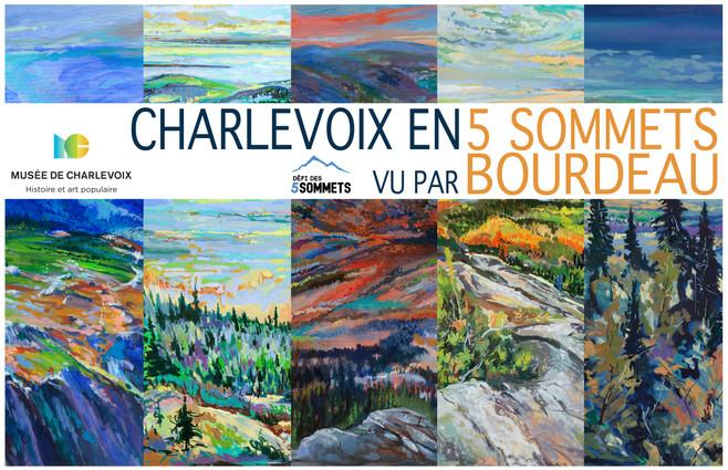 CHARLEVOIX EN 5 SOMMETS