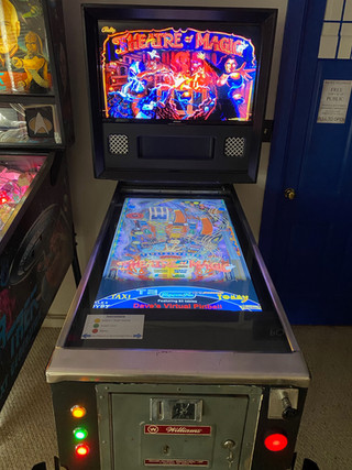 Dave's Virtual Pinball