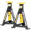 Thumbnail: Axle Stands (Pair) 3tonne Capacity per Stand - Yellow