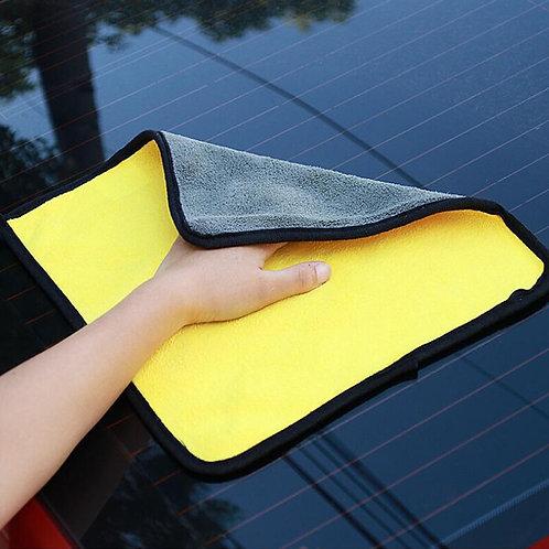Car Wash Microfiber Towel Car Cleaning  Super Absorbent Towel 30*30CM