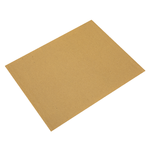 Glasspaper 280 x 230mm - Medium Pack of 5