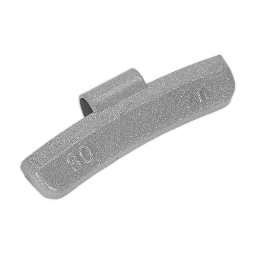Wheel Weight 30g Hammer-On Plastic Coated Zinc for Alloy Wheels Pack of 100