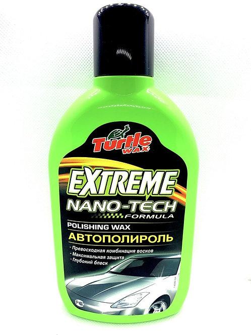 Turtle Wax Extreme Nano-Tech Polishing Wax 500ml