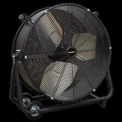 "Industrial High Velocity Drum Fan 24"" 230V - Premier"
