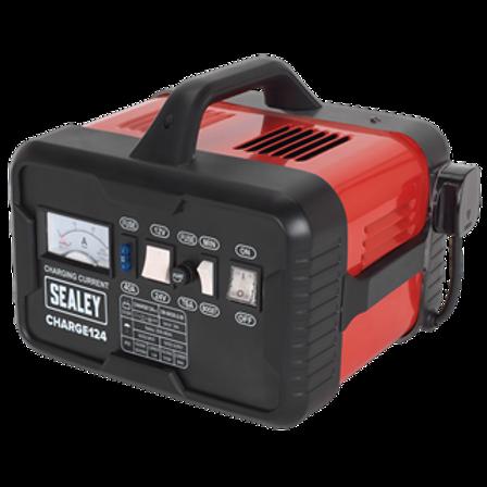Battery Charger 28Amp 12/24V 230V