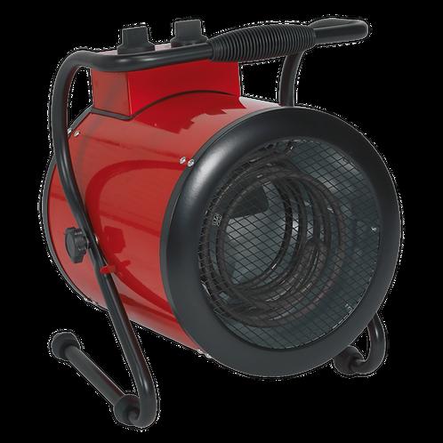 Industrial Fan Heater 3kW 2 Heat Settings - Sealey