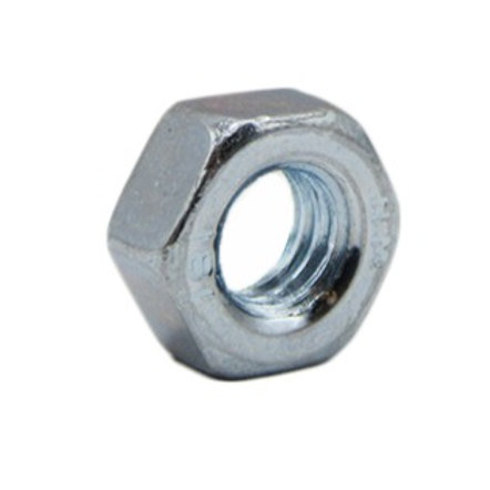 M6 Steel Nuts - QTY 10 to 500