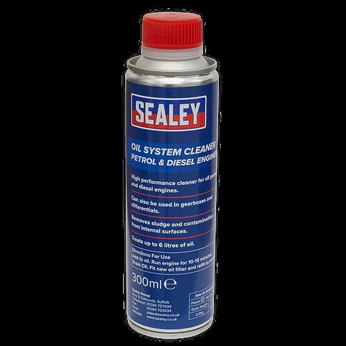 Oil System Cleaner 300ml - Petrol & Diesel Engines